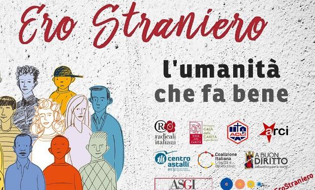 """""""Ero straniero"""": al via la campagna sui migranti per cambiare cultura e politica"""