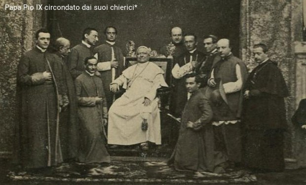 Pio IX, quasi santo