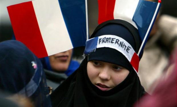 La maggioranza dei francesi non è contro l'islam