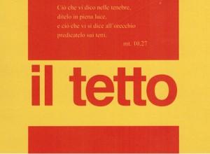 """Un no gridato dal """"Tetto"""". Sul referendum costituzionale, anche la storica testata napoletana si schiera"""
