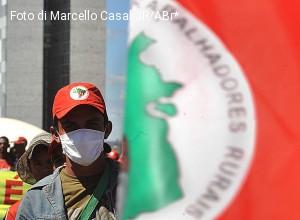 Unire le forze per puntare più in alto. In Italia la brigata del Movimento dei Senza Terra
