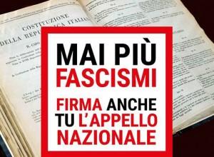 """""""Mai più fascismi"""": sabato la manifestazione a Roma"""