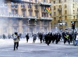 Il sostituto procuratore Enrico Zucca, il capo della polizia Gabrielli e le torture del G8
