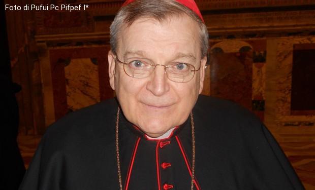 Card. Burke: di fronte all'apocalisse della secolarizzazione, i veri cattolici sono chiamati al martirio