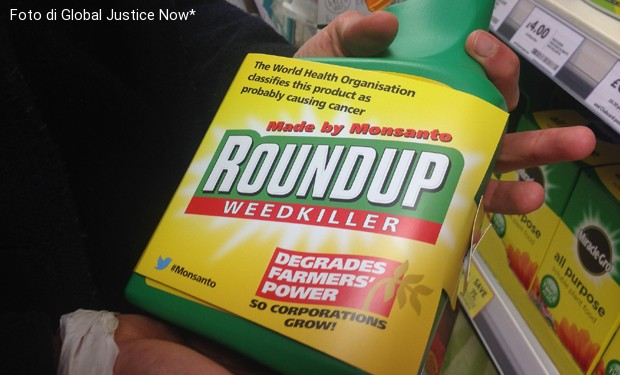 No ai pesticidi. Una firma  per la nostra salute
