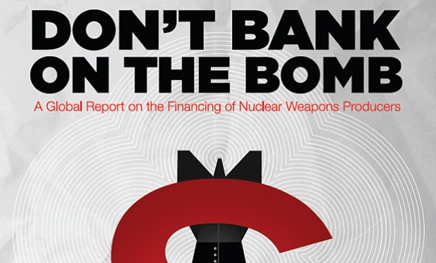 Aumentano gli investimenti sulle armi nucleari. Rapporto 2018 di Ican e pax