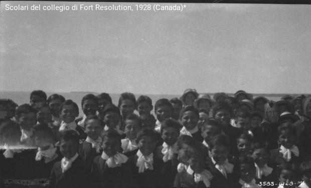 Mozione approvata dal Parlamento canadese: