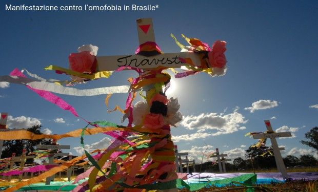 Il Brasile non è un Paese per Lgbt: l'omofobia uccide