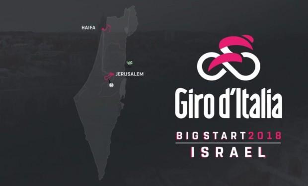 Giro d'Italia, la strana partenza da Gerusalemme
