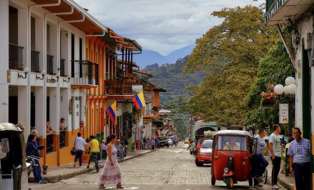 In Colombia la carneficina dei movimenti popolari