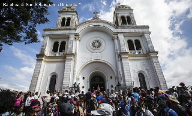 Feriti al volto il cardinale di Managua, l'ausiliare e il Nunzio apostolico attaccati da sostenitori del governo