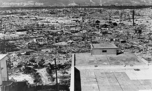 Mai più Hiroshima: sindaco e vescovo della città sollecitano l'adesione al Trattato Onu contro il nucleare