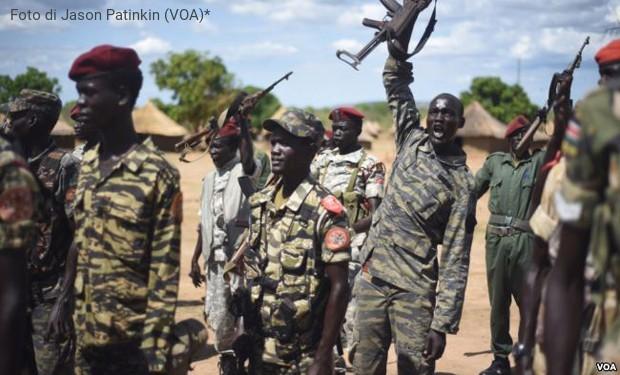 Sud Sudan: tanti ostacoli al processo di pace