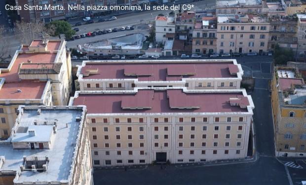 Il Consiglio dei Cardinali è in corso. Il cileno Errázuriz è rimasto a casa:
