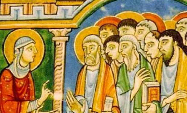 Nei secoli dei secoli... escluse. La protesta delle donne fuori dal Sinodo