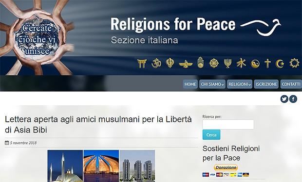 Lettera aperta agli amici musulmani per la Libertà di Asia Bibi
