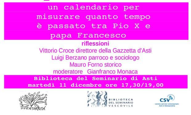 Un calendario per ricordare Ernesto Buonaiuti