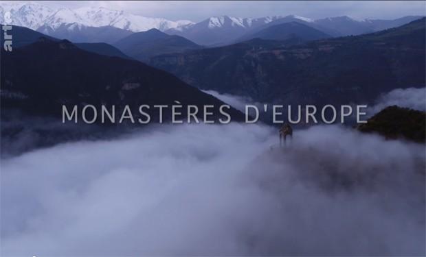 Monasteri d'Europa in una serie di Arte.tv