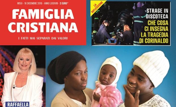 """Ipocrita chi promuove il presepe e rifiuta i migranti. Mons. Bregantini su """"Famiglia Cristiana"""""""