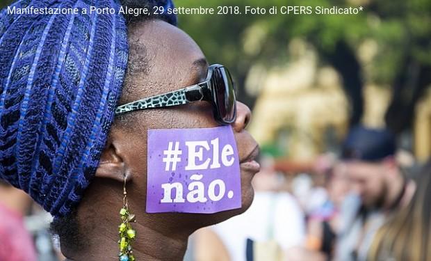 Insediato Jair Bolsonaro. E il Brasile non sarà un Paese per donne