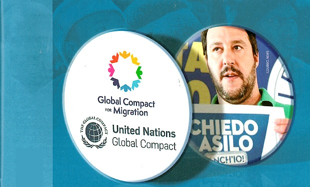 Global compact vs Decreto Salvini: un dossier di