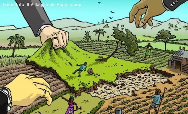 Le sottrazioni alla Terra. Land grabbing e i conti che non tornano