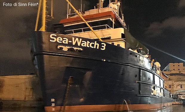 Sea Watch: la Cedu respinge le richieste dei migranti e la società civile si appella a Conte
