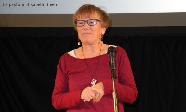 VI Conferenza battista mondiale per la pace: intervista ad Elisabeth Green