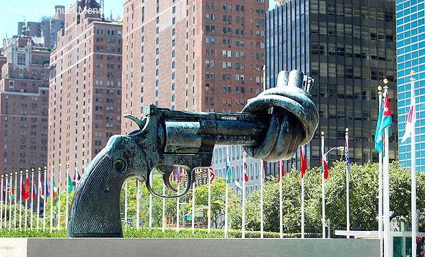 Una Settimana Onu contro la «centralità politica» delle armi
