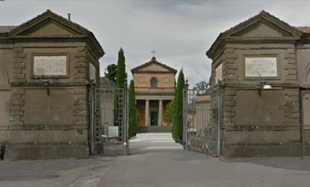 4 novembre: commemorazione delle vittime di guerra al cimitero di Viterbo