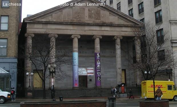 A Boston, un luogo di preghiera per cristiani e musulmani