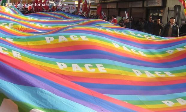 Marcia della pace di capodanno a Cagliari, a pochi chilometri dalla fabbrica di bombe per la guerra in Yemen