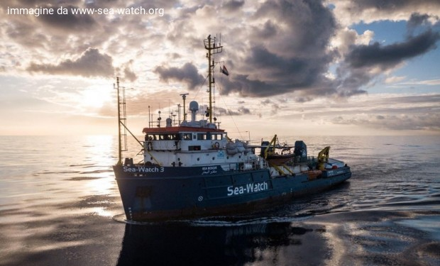 Poseidon: nuova nave salva-migranti nel Mediterraneo