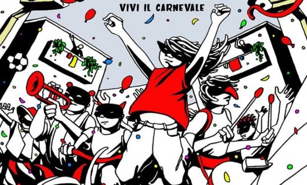 Centocelle e Scampia: Carnevale di festa e di denuncia