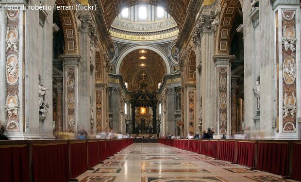 Coronavirus: Pasqua a porte chiuse in Vaticano