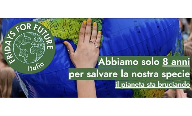 Pandemia e cambiamenti climatici. I giovani di #FridaysForFuture scrivono all'Italia