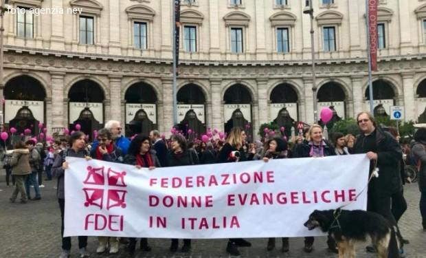 La Federazione donne evangeliche al governo: «Ripartire dalla donne»