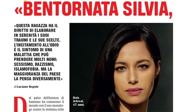Silvia Romano, tra sessismo, razzismo e islamofobia.