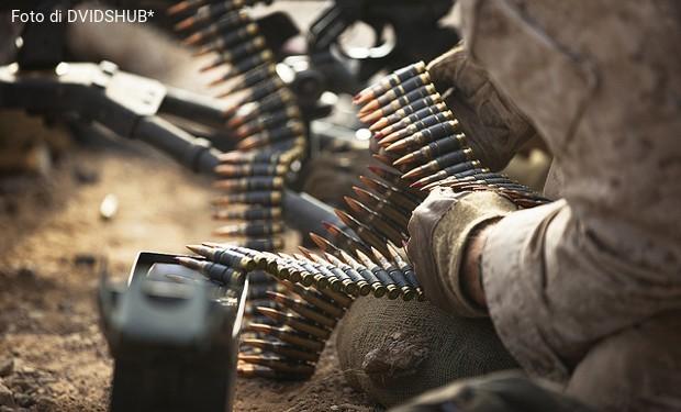 Nuova ingente fornitura di armi all'Egitto? «Inaccettabile e oltraggiosa»