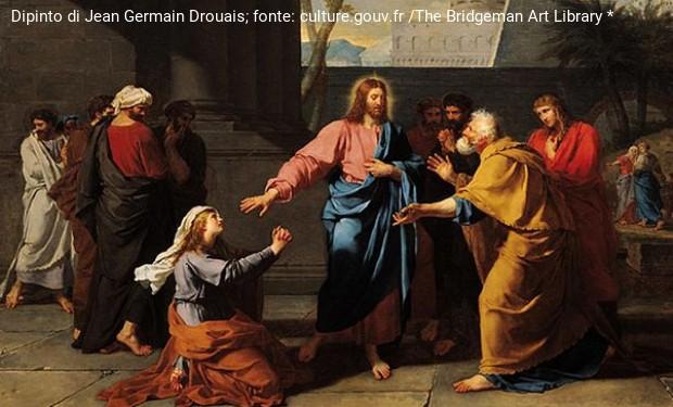 Un Gesù che si lascia convertire