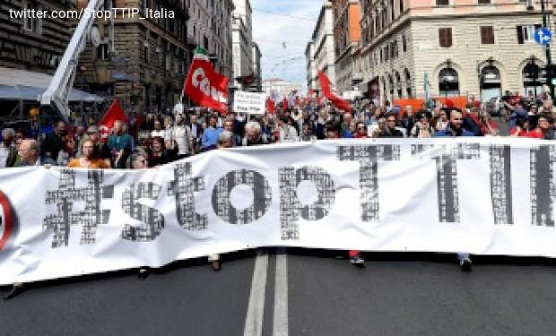 """Al via la campagna """"Stop Europa-Mercosur"""""""