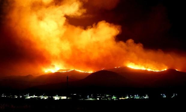 Incendio nel campo migranti a Lesbo: le responsabilità dell'Europa. La denuncia di Oxfam