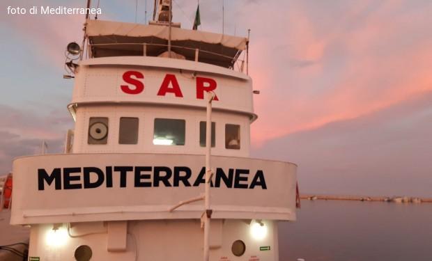 Vietato soccorrere: il Governo Italiano blocca anche la Mare Jonio di Mediterranea Saving Humans