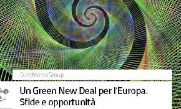 Un Green New Deal per l'Europa. Sfide e opportunità