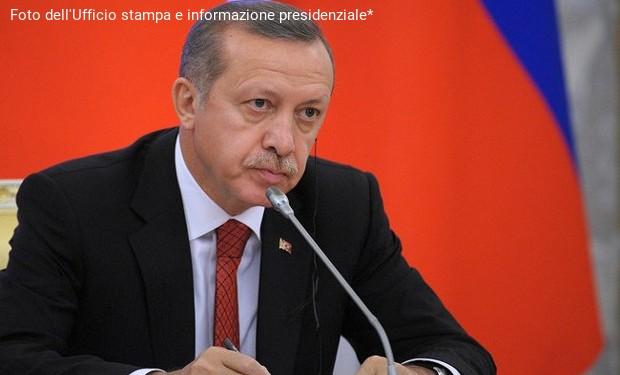 Il ministro della Difesa Guerini: tra Italia e Turchia «eccellenti relazioni»