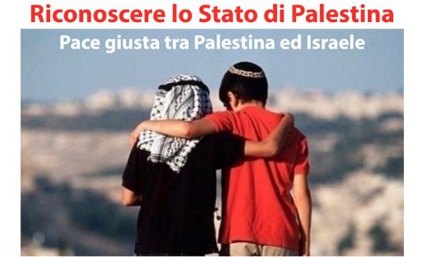 Palestina: riconoscere lo Stato e i diritti. Una conferenza ad Assisi