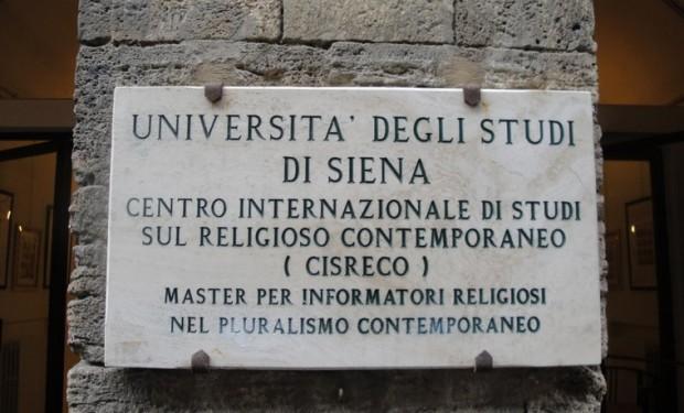 Il Centro studi sul religioso contemporaneo di San Gimignano chiede aiuto