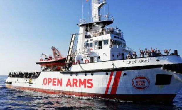 Mediterranea parte civile nel processo a Salvini sul caso Open Arms