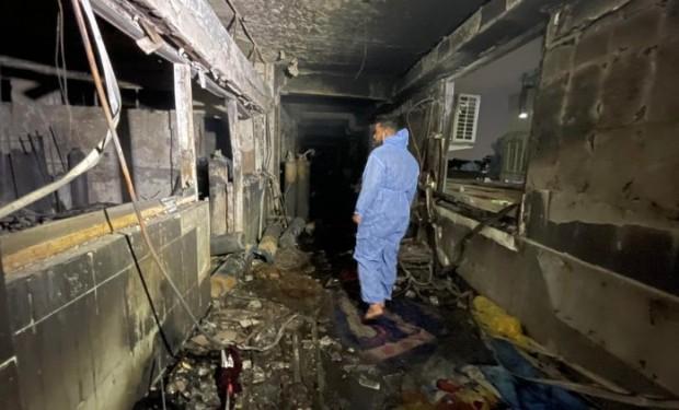 Fiamme in un reparto di terapia intensiva a Baghdad. Il card. Sako: «Disastro Umanitario e Nazionale»