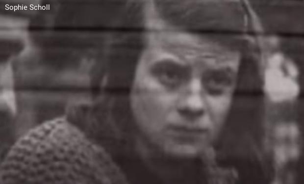 Iniziative a cento anni dalla nascita di Sophie Scholl